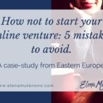 How not to start your online venture: 5 mistakes to avoid