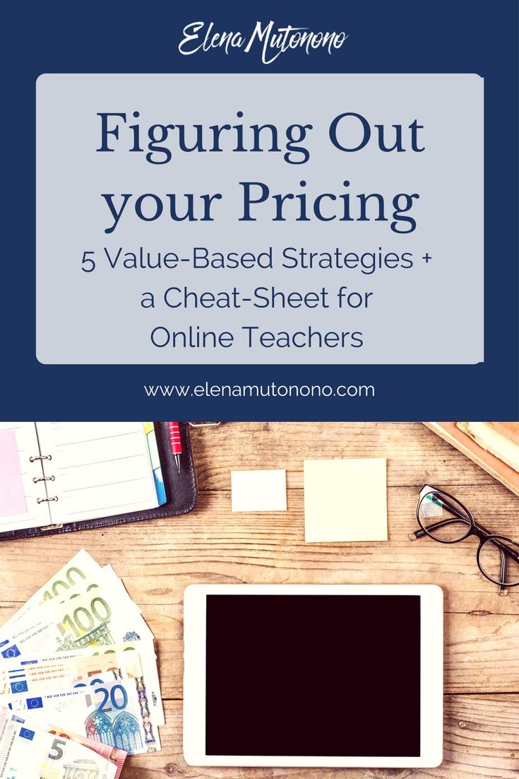 Determine Pricing