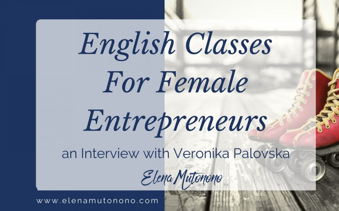 English Classes for Female Entrepreneurs