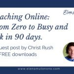 Teaching Online on Italki:  From 0 to Busy in 90 Days