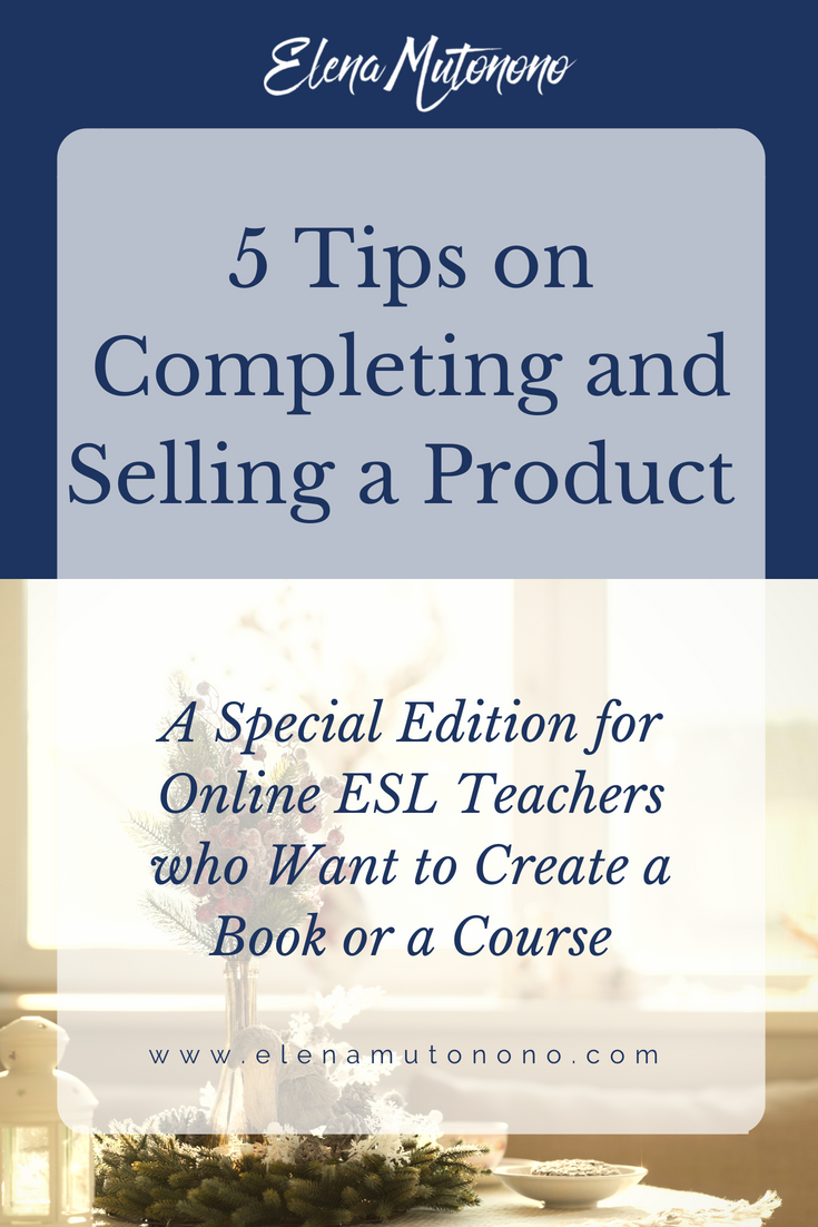 creating selling product