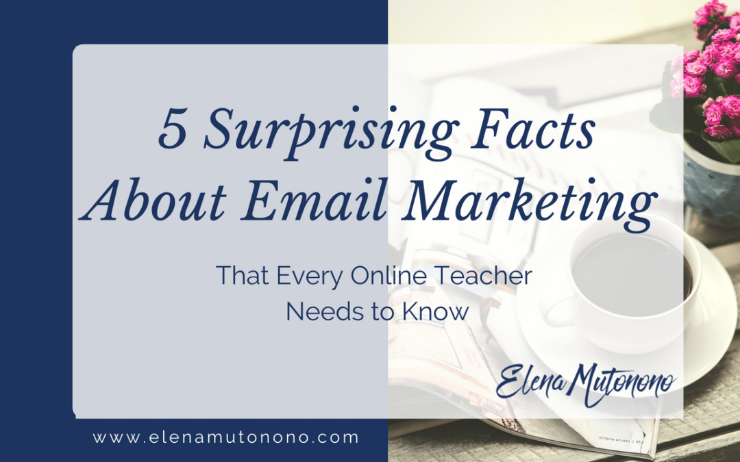 Email Marketing for Online Teachers