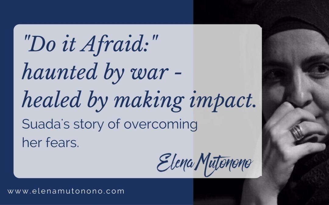 overcoming fears