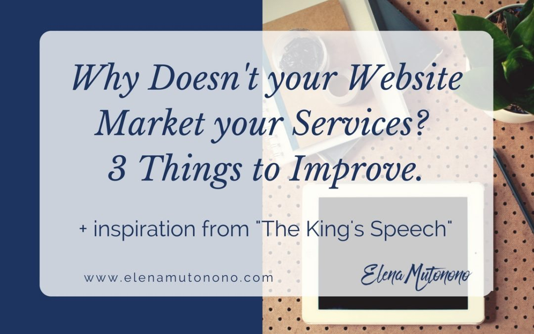 3 ways to make your website speak for you to empower sales.