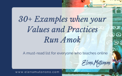30+ examples when your values and business practices run amok