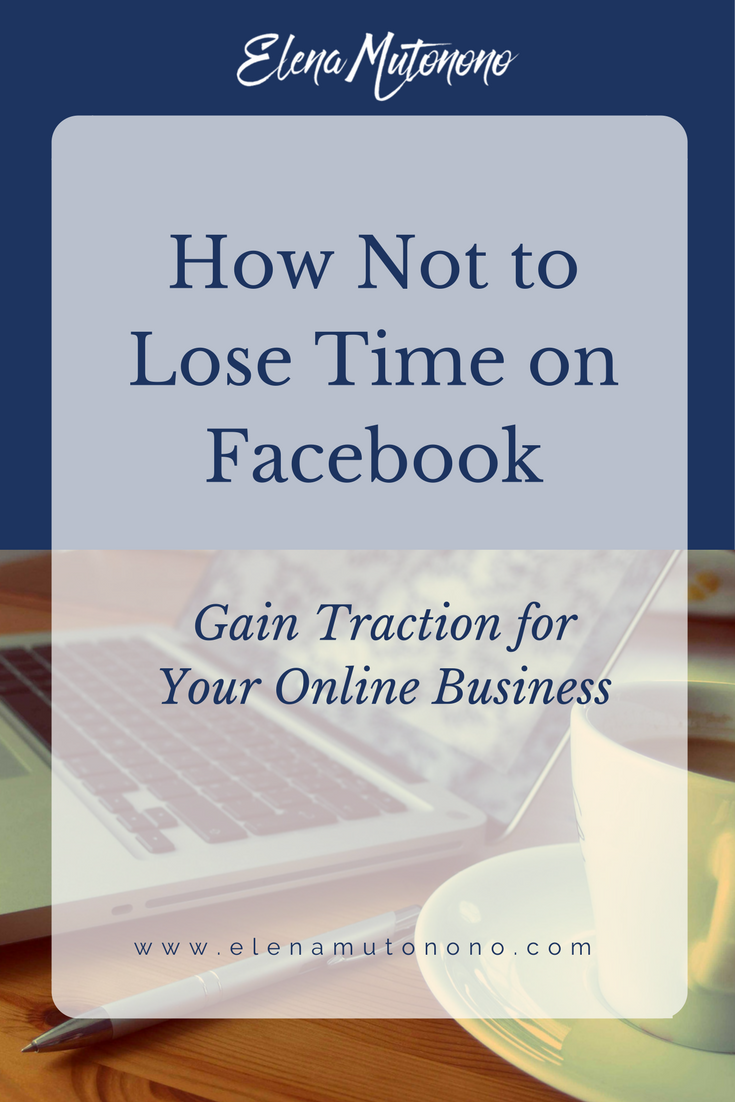 Wondering how not to lose time on Facebook as a business owner? These strategies will help you grow impact and nurture trust with your audience.