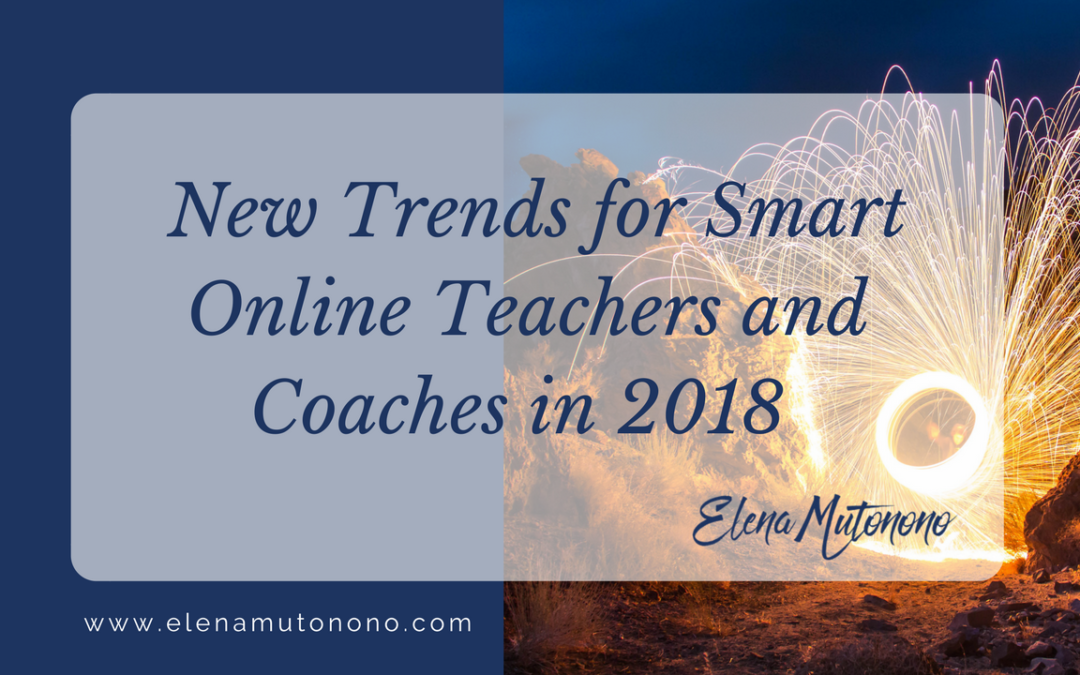 Trends Online Teachers & Coaches