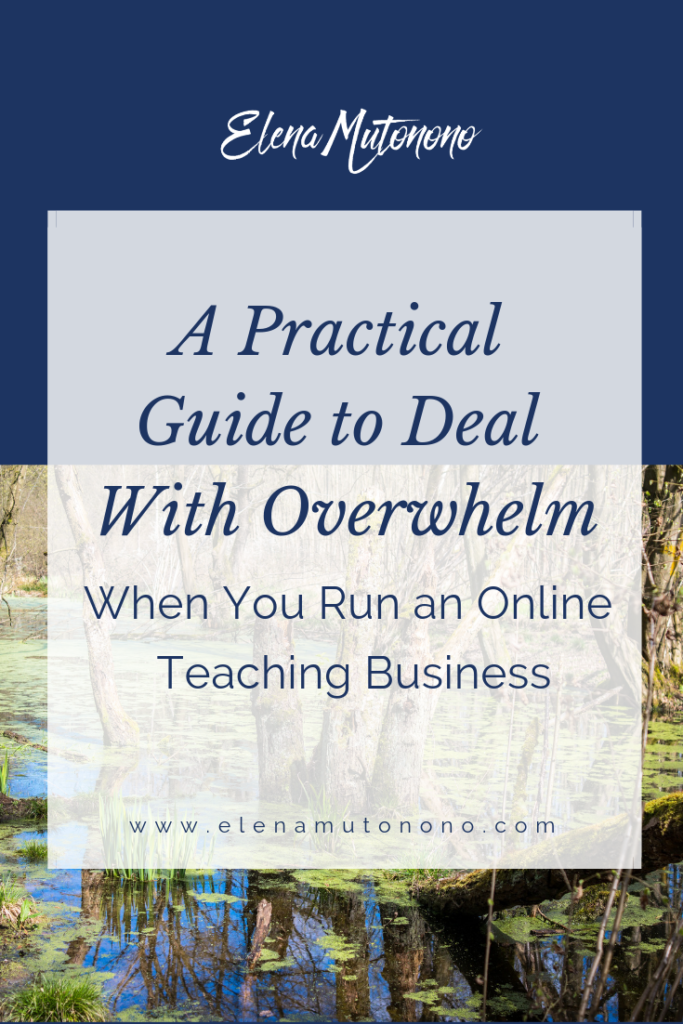 overwhelm community