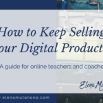 How to keep selling your products after the first launch