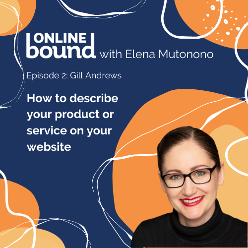 How to Describe Your Product or Service on Your Website