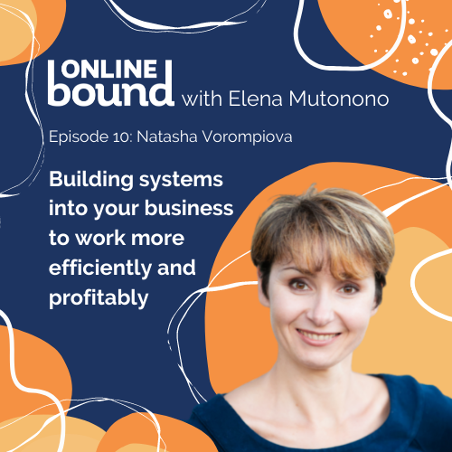 Building systems into your business to work more efficiently and profitably